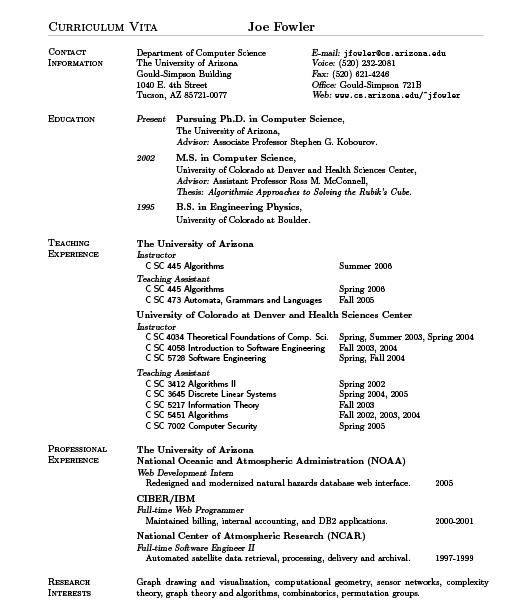 all but dissertation resume